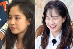 'Mợ ngố' Song Ji Hyo chiếm trọn 'top search' nhờ nhan sắc 10 năm không đổi