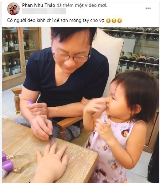 Phan Như Thảo bỗng dưng bị mắng xối xả vì không dạy con tiếng Việt-1