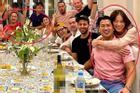 Linh Rin ôm chặt Phillip Nguyễn ở tiệc gia đình, vợ chồng Hà Tăng được khuyên nên học hỏi