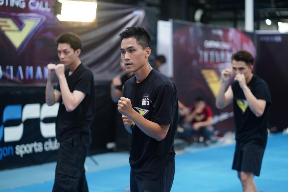 Dàn nam thần 6 múi tham gia casting phim siêu anh hùng của Ngô Thanh Vân-7