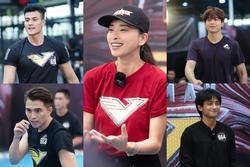 Dàn nam thần 6 múi tham gia casting phim siêu anh hùng của Ngô Thanh Vân