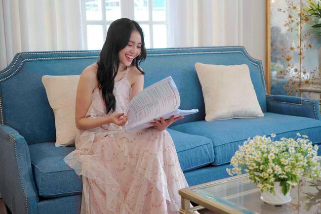 Lộ thêm hình ảnh Lan Ngọc đóng chung phim mới với Nhã Phương-2