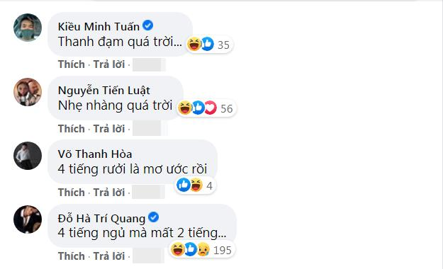 Kể chuyện ngủ 4 tiếng với Hứa Minh Đạt, Lâm Vỹ Dạ bị đồng nghiệp chơi khăm-3