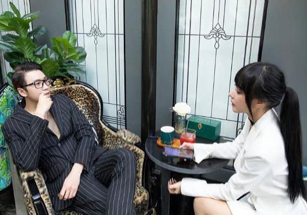 Bạn gái đe dọa khi Karik nửa đêm còn tiêm trà sữa, tưởng phốt dìm hàng ai ngờ phát cẩu lương trá hình-2