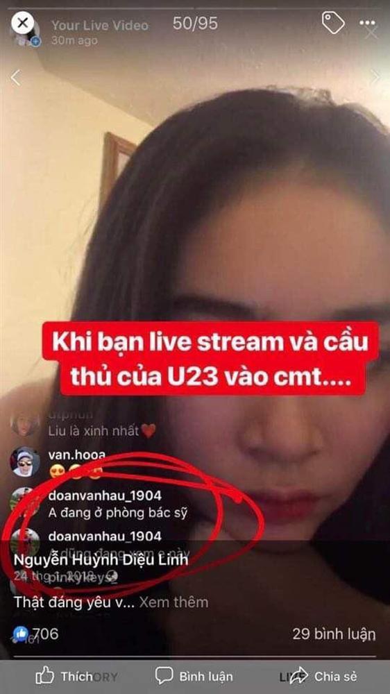 Đoàn Văn Hậu bị soi chuyện thả thính 2 thí sinh Hoa hậu Việt Nam 2020-3