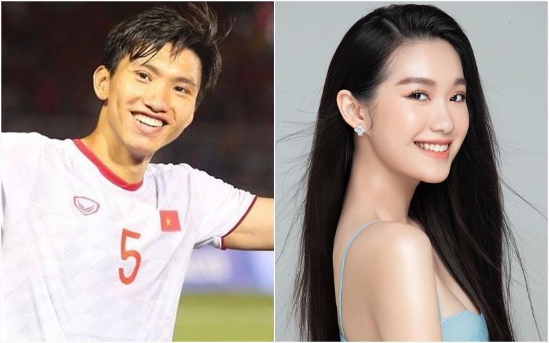Đoàn Văn Hậu bị soi chuyện thả thính 2 thí sinh Hoa hậu Việt Nam 2020-2