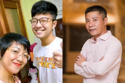Thảo Vân cùng con trai quyết đấu bóng bàn, Công Lý bình luận gây chú ý