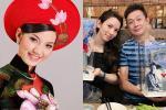 Hiếm hoi đăng ảnh, MC Anh Tuấn khiến ai cũng bất ngờ trước nhan sắc bà xã kém 14 tuổi
