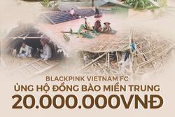 Loạt fandom đình đám KPop ủng hộ hơn 100 triệu đồng giúp miền Trung vượt lũ