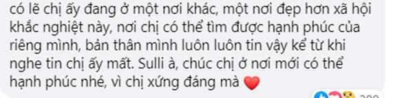 Fan Kpop nhắc nhau tưởng nhớ 1 năm ngày mất Sulli-8