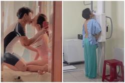 Sau clip hôn hít công khai, Miko Lan Trinh đưa người yêu đồng giới đi cắt ngực