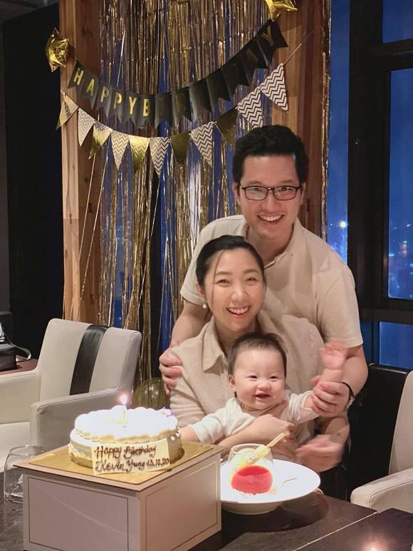 Ngoại hình thay đổi chóng mặt của em gái Trấn Thành sau khi sinh con đầu lòng-2
