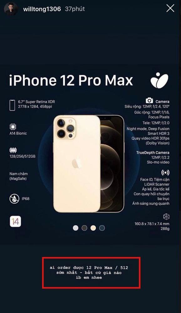 Tống Đông Khuê - chàng CEO đầu tiên công khai tặng iPhone 12 Pro Max cho bạn gái-2