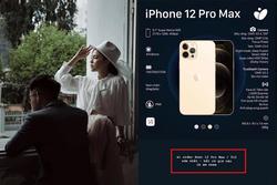 Tống Đông Khuê - chàng CEO đầu tiên công khai tặng iPhone 12 Pro Max cho bạn gái