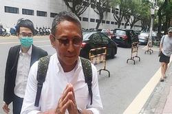 Sao 'Bao Thanh Thiên' ra tòa vì hiếp dâm