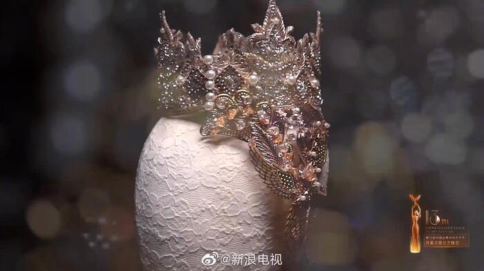 Nữ thần Kim Ưng 2020 chính thức có chủ: Tống Thiến vinh dự được gọi tên-11