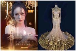 Nữ thần Kim Ưng 2020 chính thức có chủ: Tống Thiến vinh dự được gọi tên