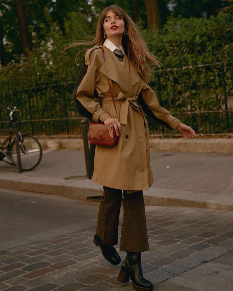 Rồi bạn cũng sẽ duyên dáng như một quý cô Paris, chỉ cần có trong tay 6 món đồ mùa lạnh này-1