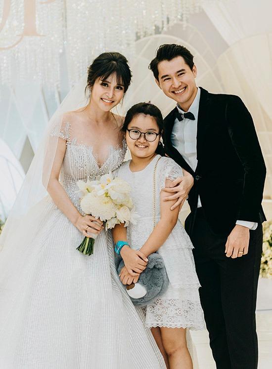 Thảo Trang tôn trọng ý kiến con khi cưới chồng trẻ-1