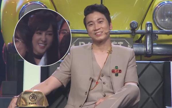 Karik gọi người yêu là em bé, tiết lộ lý do vì sao cứ phải dính như sam ở Rap Việt-1