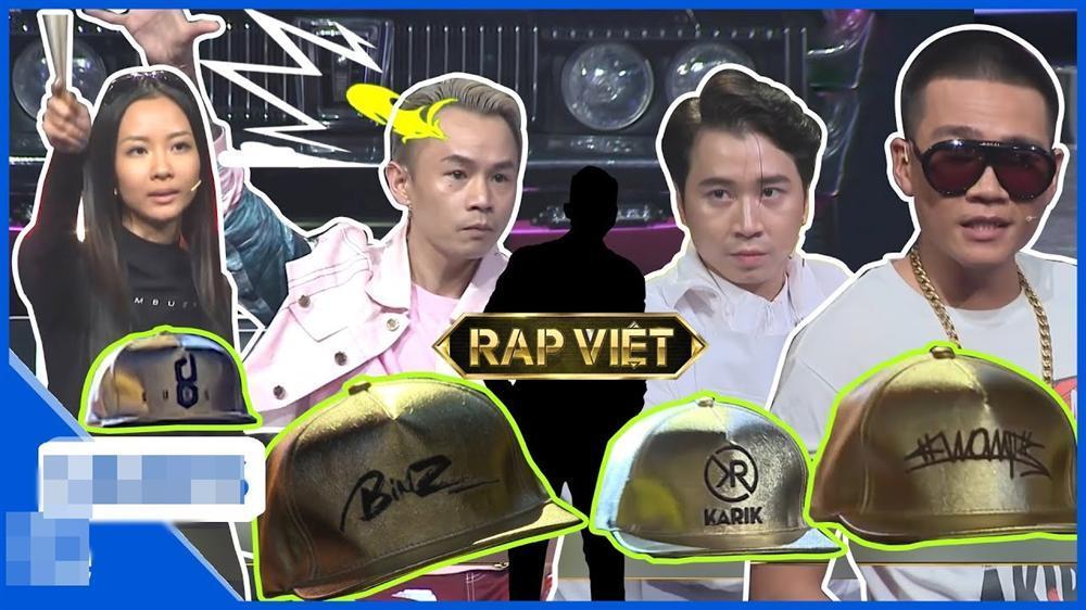 Nón vàng Rap Việt bán khắp lề đường với giá vài chục nghìn đồng-1
