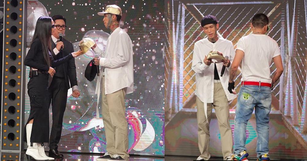 Nón vàng Rap Việt bán khắp lề đường với giá vài chục nghìn đồng-3