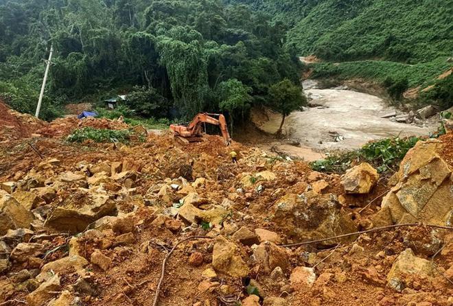 Nhà điều hành thủy điện Rào Trăng 3: Đất đá vùi lấp, khung cảnh tiêu tàn-3