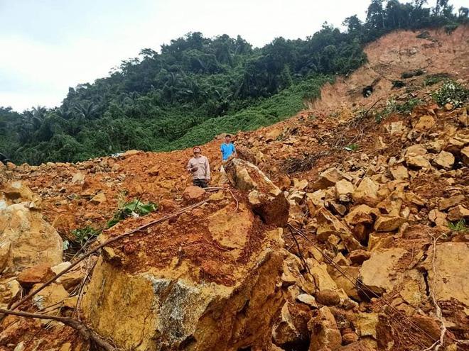 Nhà điều hành thủy điện Rào Trăng 3: Đất đá vùi lấp, khung cảnh tiêu tàn-2