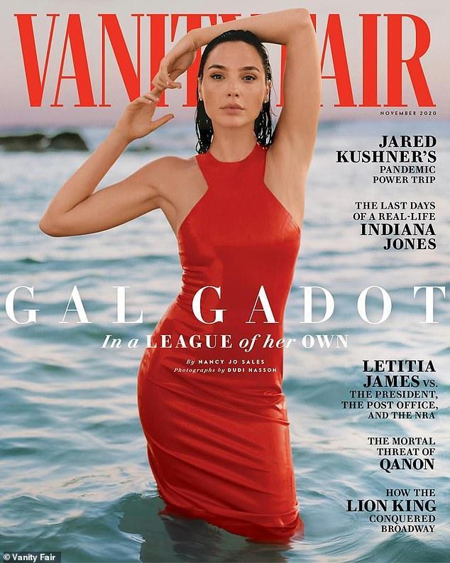 Gal Gadot nói làm mọi cách để không đăng quang Hoa hậu Hoàn vũ-1