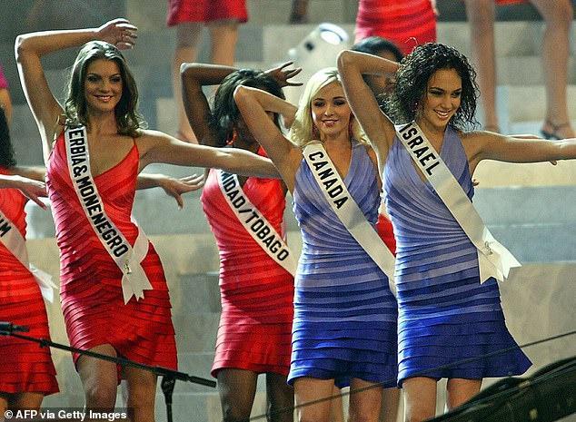 Gal Gadot nói làm mọi cách để không đăng quang Hoa hậu Hoàn vũ-2