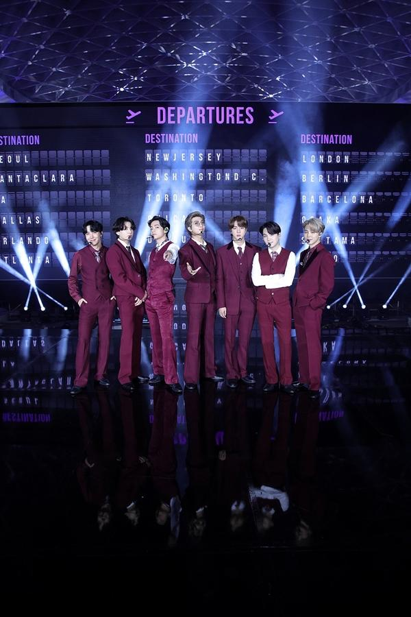 ARMY nhảy xếch bất chấp BTS 4 năm liên tiếp giật giải Billboard Music Award-1