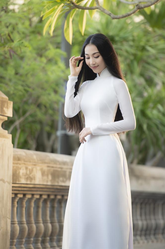 Người đẹp mặc áo dài ấn tượng nhất Hoa hậu Việt Nam 2016 giờ ra sao?-1
