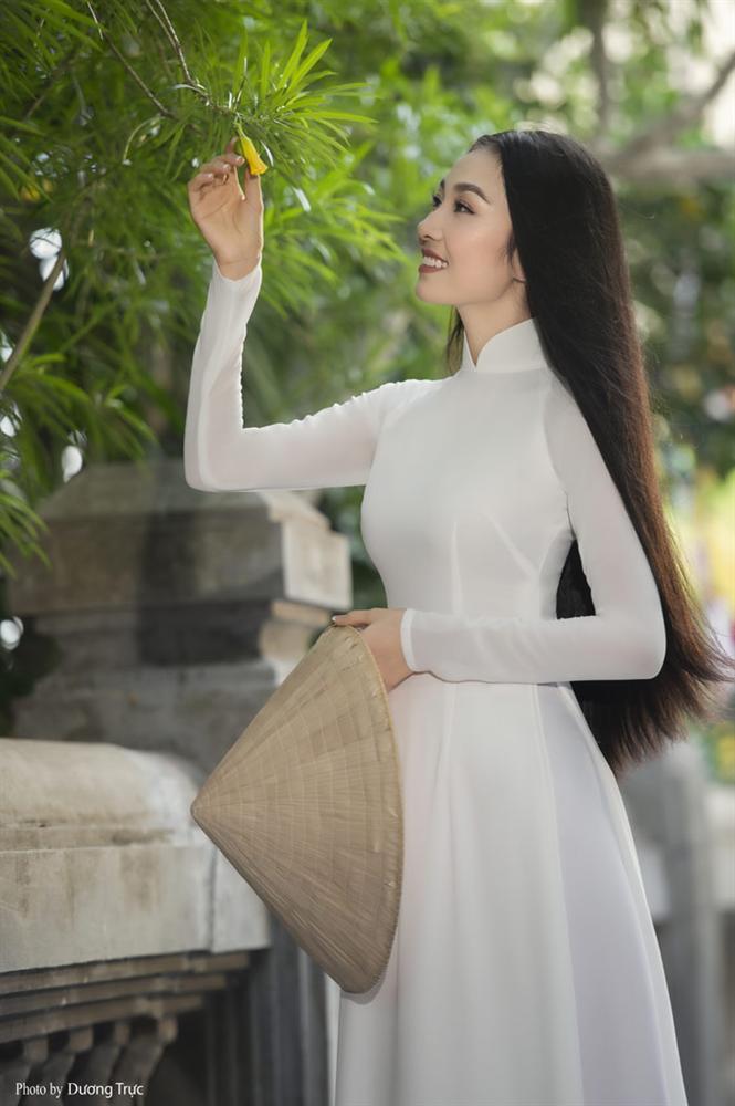 Người đẹp mặc áo dài ấn tượng nhất Hoa hậu Việt Nam 2016 giờ ra sao?-4