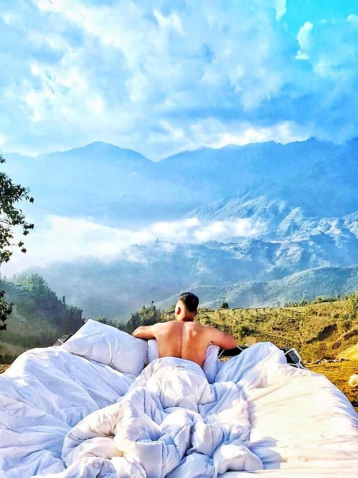 Mê mẩn những chiếc giường lộ thiên hút hồn tín đồ sống ảo-8