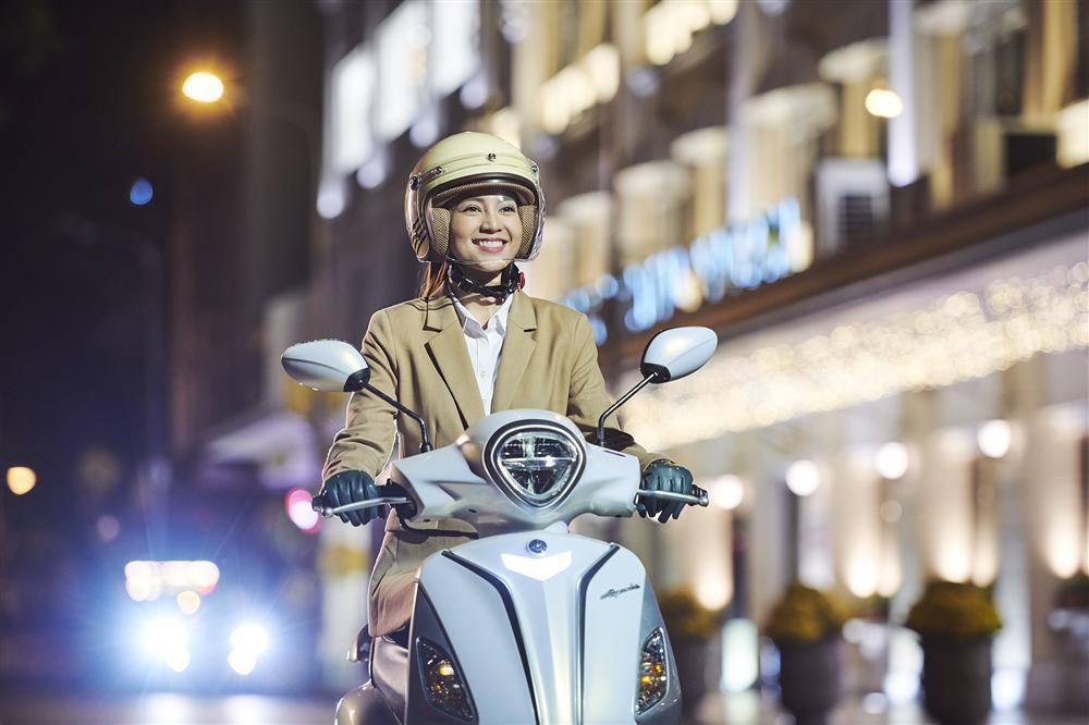 Ninh Dương Lan Ngọc và Chi Pu tụ hội trong đêm tiệc Yamaha Grande Fashion Show-3