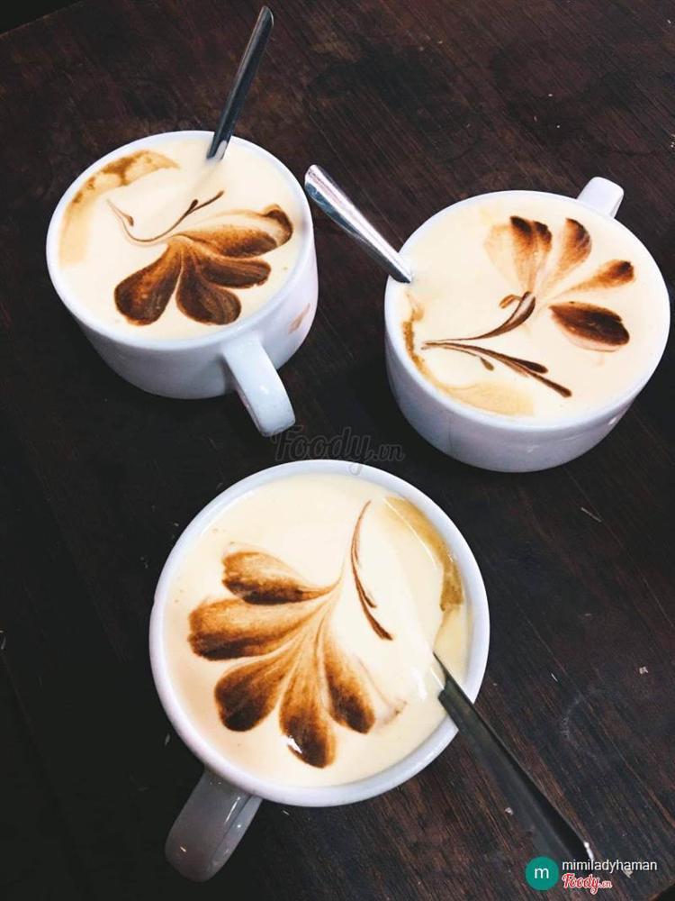 Tận hưởng ngày lạnh Hà Nội với những quán cà phê trứng ngon nức tiếng-2