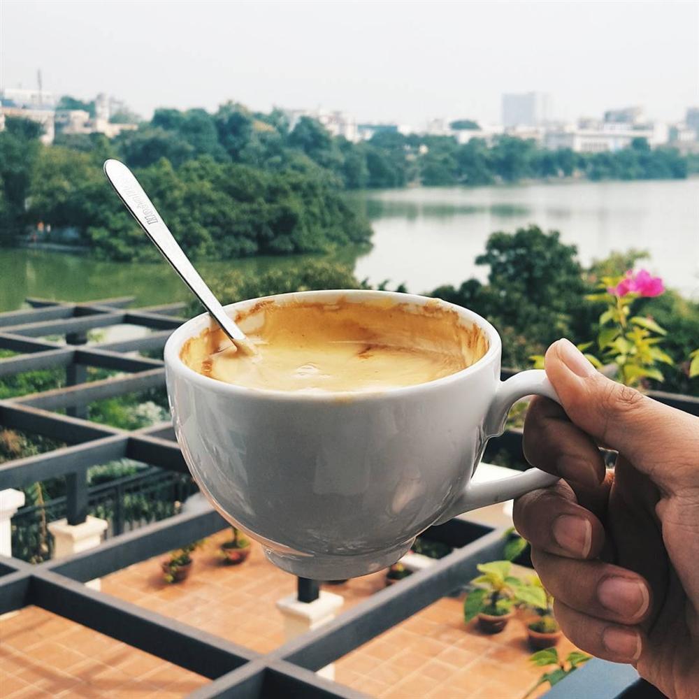Tận hưởng ngày lạnh Hà Nội với những quán cà phê trứng ngon nức tiếng-7