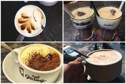 Tận hưởng ngày lạnh Hà Nội với những quán cà phê trứng ngon nức tiếng