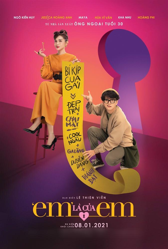 Nghi án Ngô Kiến Huy đóng 2 vai, cân luôn cả việc giả gái trong phim mới-1