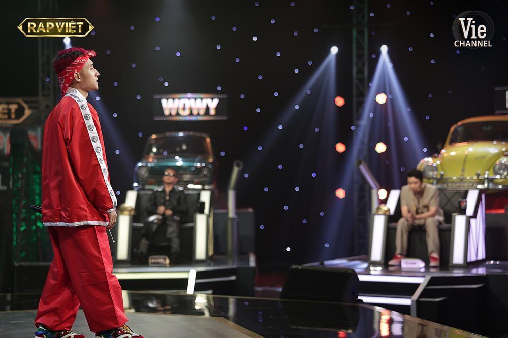 Rap Việt tập 12: Bảng tử thần lên sóng đe dọa cả thí sinh mạnh nhất-1