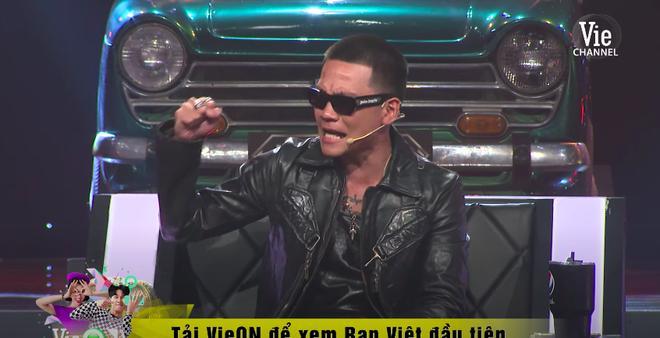 Rap Việt tập 12: Bảng tử thần lên sóng đe dọa cả thí sinh mạnh nhất-6