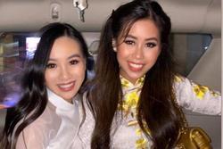 Lộ diện thêm người chị cực xinh đẹp trong gia đình nhà chồng Tăng Thanh Hà