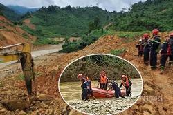 17 công nhân mất tích ở thủy điện Rào Trăng 3: Tìm thấy thêm 1 thi thể