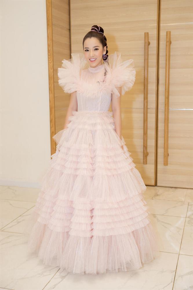 Hà Tăng diện váy basic vẫn cân đẹp dàn sao hóa nữ thần, công chúa-8