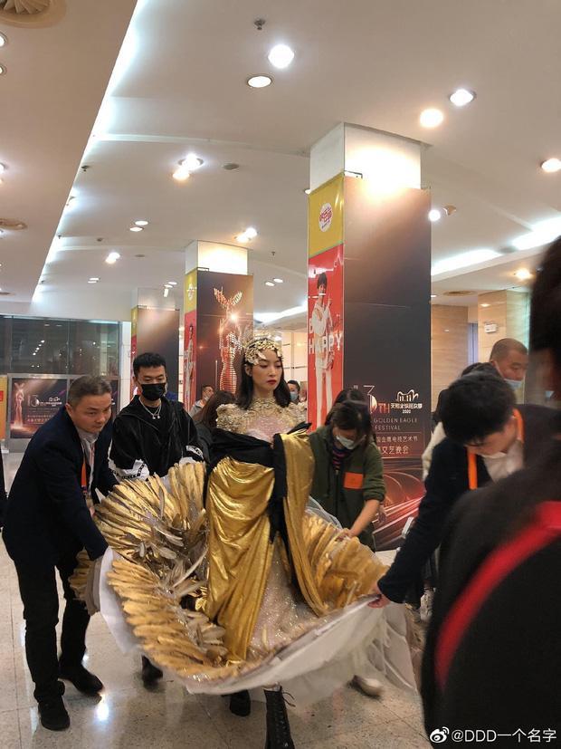 Nữ thần Kim Ưng 2020 Tống Thiến bị chê thảm họa từ nhan sắc tới body-1