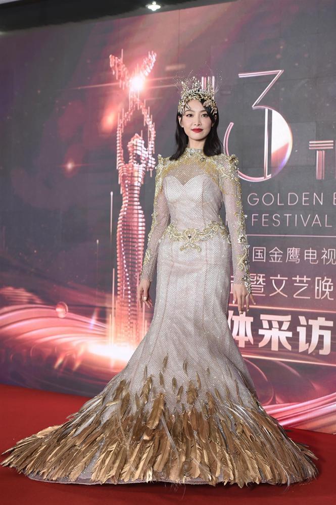 Nữ thần Kim Ưng 2020 Tống Thiến bị chê thảm họa từ nhan sắc tới body-3