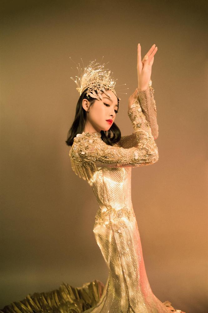 Nữ thần Kim Ưng 2020 Tống Thiến bị chê thảm họa từ nhan sắc tới body-9
