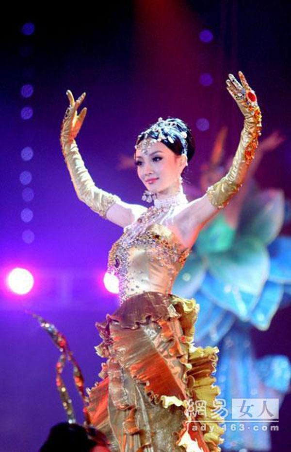 Lý Tiểu Lộ bị xóa khỏi danh sách Nữ thần Kim Ưng vì ngoại tình-1