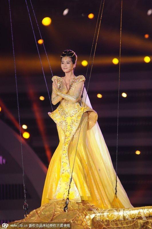 Lý Tiểu Lộ bị xóa khỏi danh sách Nữ thần Kim Ưng vì ngoại tình-7