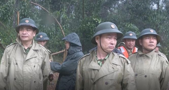 Clip: Hình ảnh cuối cùng của Thiếu tướng Nguyễn Văn Man tiến vào Rào Trăng 3-1